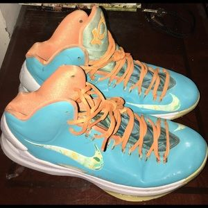 Nike zoom KD Kevin Durant used